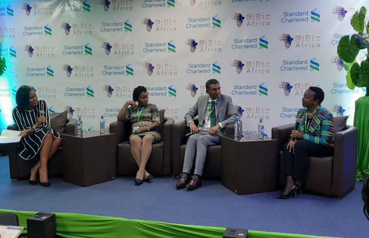 Standard Chartered Women in Tech Incubator