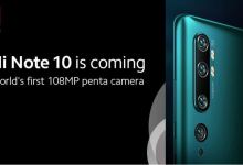 Photo of Xiaomi's Mi Note Line is back – Mi Note 10 To Sport a 108MP Camera