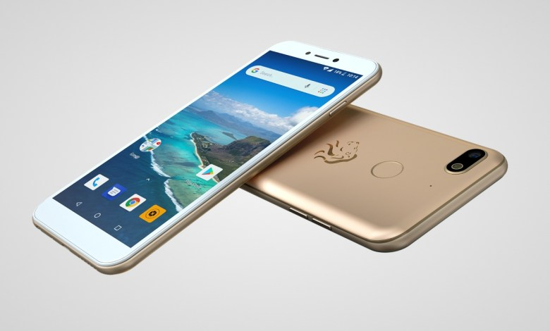 Mara X smartphone
