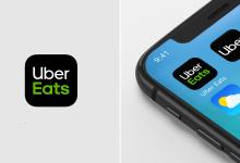 UberEats Photo App Logo