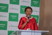 Safaricom Chief Customer Officer, Sylvia Mulinge