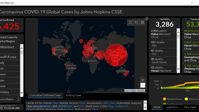 Photo of Hackers Can Infect Your Computer If You Visit Coronavirus Maps