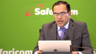 Safaricom's Sateesh Kamath