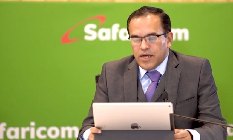 Safaricom's Sateesh Kamath