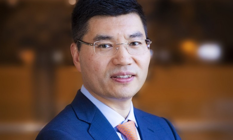 Leo Chen, President of Huawei Southern Africa Region.