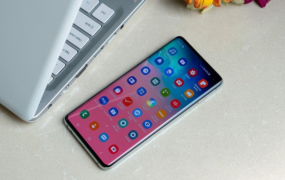 Samsung Galaxy S-series device