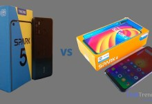 Photo of Tecno Spark 5 Vs Spark 4: What's the Difference Between These Two Phones?