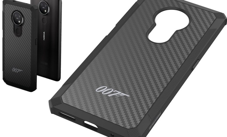 Every Nokia 7.2 purchase on Masoko gets you a free James Bond 007 edition phone case