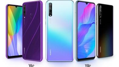 Huawei Y8p and Y6p in Kenya