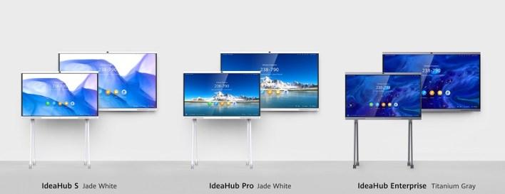 Huawei Ideahub Series