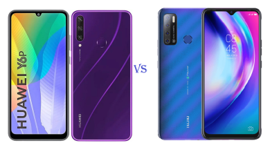 Photo of Huawei Y6p vs TECNO Pouvoir 4: What's the difference?