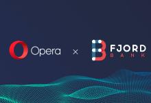 Opera x Fjord bank