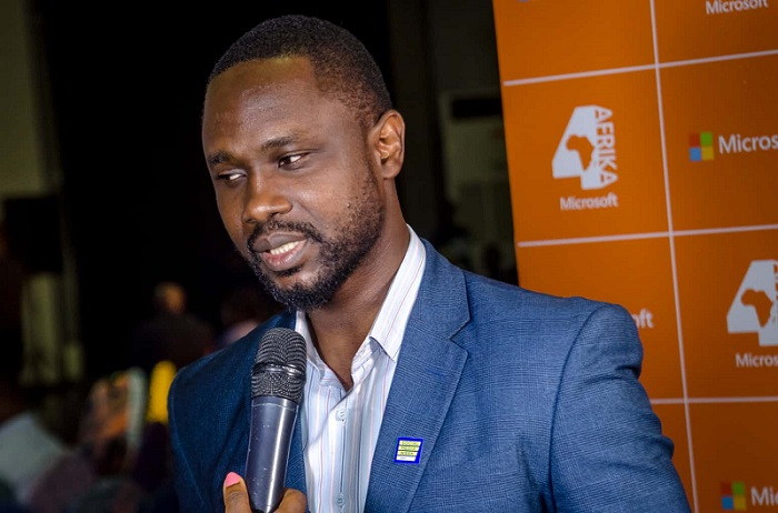 Soromfe Uzomah is the Head of Strategic Partnerships at Microsoft 4Afrika.