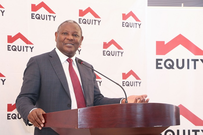 Equity Group CEO James Mwangi