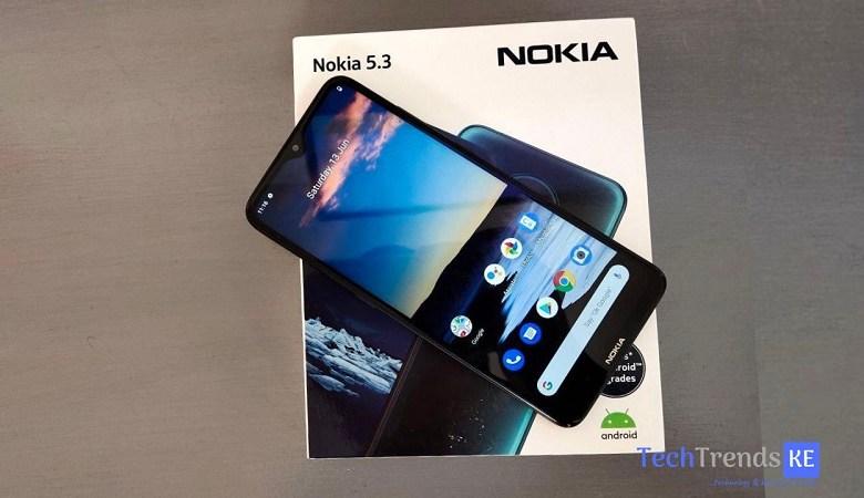Nokia 5.3 Unboxing