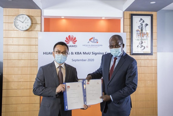 Huawei, Kenya Bankers Association Partner to Drive Financial Inclusion