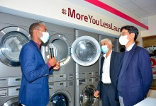 Photo of LG Electronics unveils its Commercial Laundry Reference Store in Buruburu