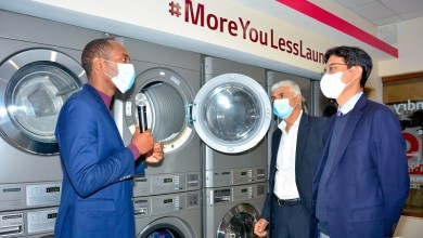 LG Laundry Reference Store