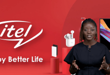 itel changes slogan to Enjoy better life