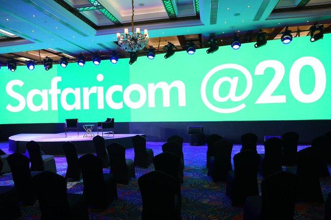Safaricom at 20