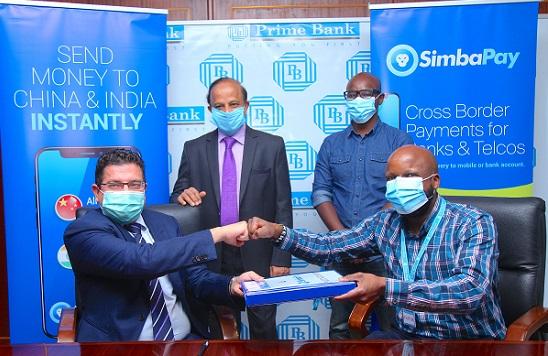 Prime Bank and SimbaPay partnership