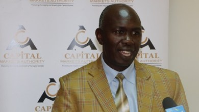 CMA CEO Wyckliffe M. Shamiah