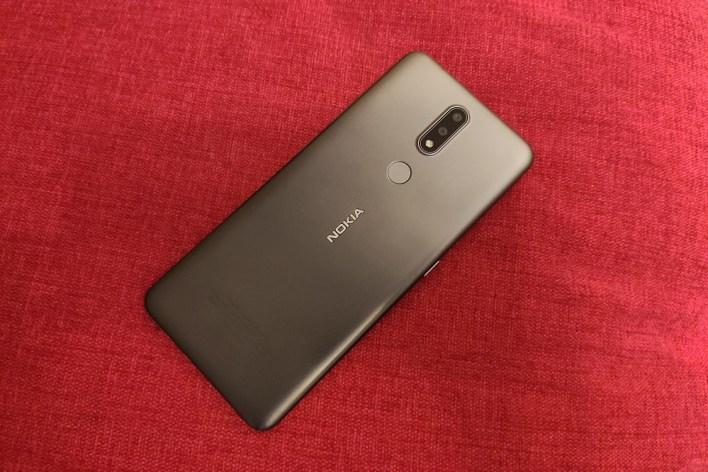 Nokia 2. rearview
