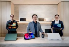 ASUS Co-CEO Samson Hu and Executives Present Be Ahead Launch Event at CES 2021