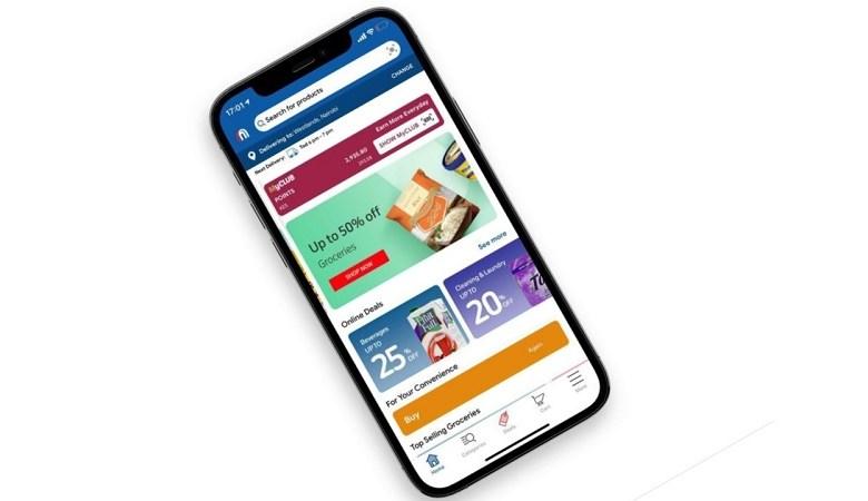 New Carrefour Kenya Mobile App