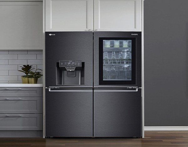 LG new InstaView Refrigerators features