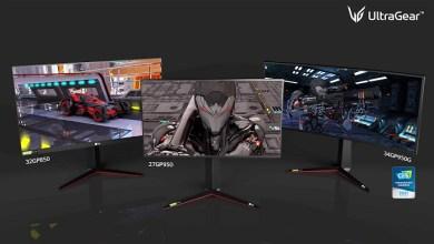 New LG Ultra Monitor