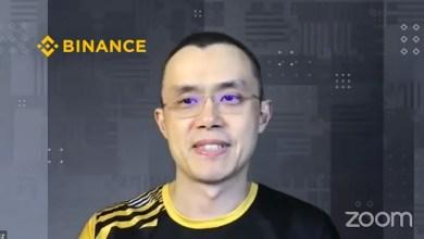 Binance CEO, Changpeng Zhao (CZ)