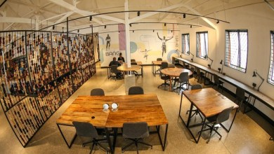 Kikao64 co-working space in Eldoret Town