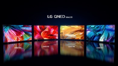 LG QNED Lineup 2021
