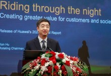 Ken Hu, Huawei's Rotating Chairman