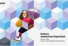 Samsung Galaxy Unpacked event