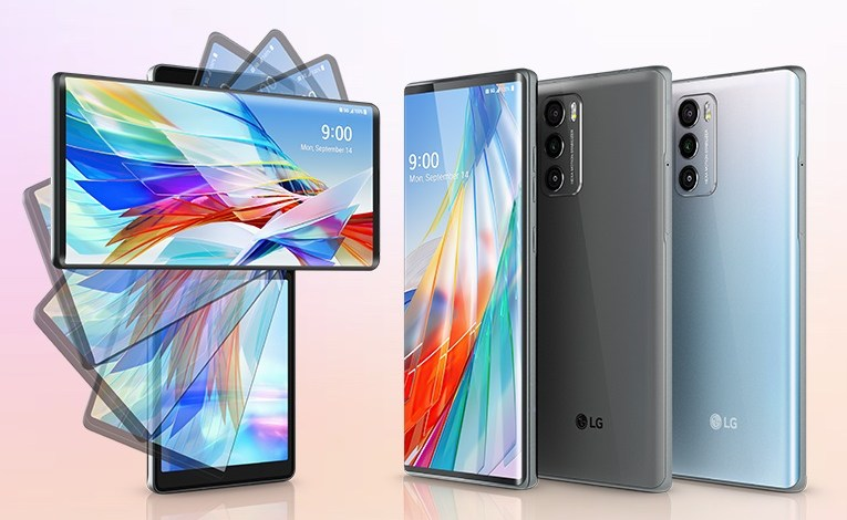 LG confirms it's exiting the smartphone business