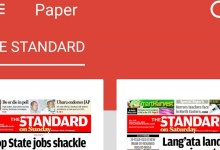 Telkom Kenya Subscribers To Buy Standard Group's e-papers Using Airtime