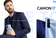 TECNO announces Hollywood Actor Chris Evans as its brand ambassador