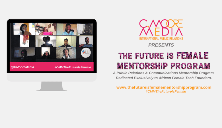 CMM PR launches 2nd edition of mentorship programme for African female tech founders