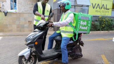 Bolt Food expands to more areas in Nairobi