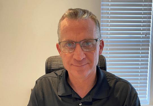 Brandon Rochat, Cybereason sales director for Africa.