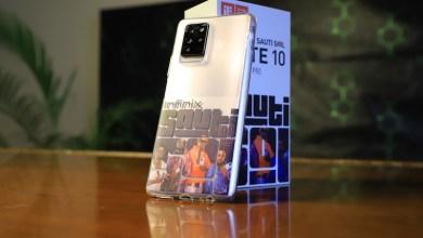 Sauti Sol Infinix Note 10 Pro Phone