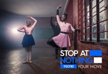 'Stop At Nothing' is TECNO Mobile's New Brand Slogan