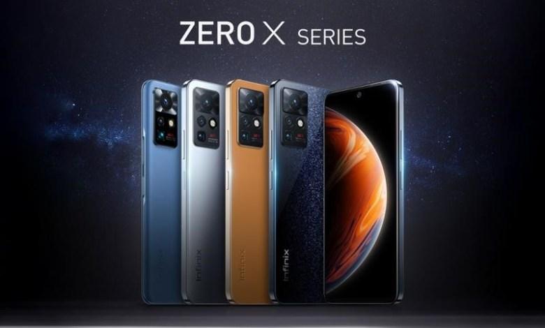 Infinix Zero X, Zero X Pro, Zero X Neo With Periscope Lens Officially Launched