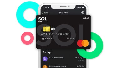South African fintech startup SOL rebrands to SOLmate