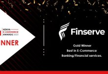 Equity Group's Finserve Africa Bags 2021 E-Commerce Award