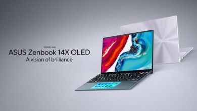 ASUS Zenbook 14X laptop with an OLED screen officially launched