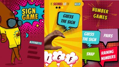 Usiku Games develops a mobile sign language game for Kenyan children