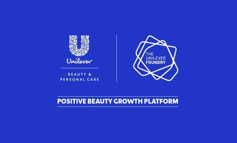 Unilever invites startups to partner through Positive Beauty Growth Platform